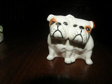 BESWICK POTTERY PR. ENGLISH BULLDOGS porcelain bulldog