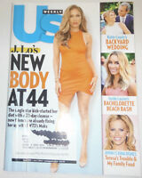 US Weekly Magazine Jennifer Lopez & Katie Couric July 2014 090314R2