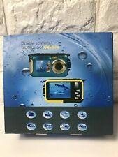 Double Screen Waterproof Camera 24 Megapixels Full HD 1920x1080