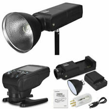 YONGNUO YN200 TTL HSS 200W W/ Battery Outdoor Flash for Canon Nikon Transmitter