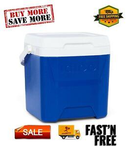 Igloo 12 qt. Laguna Hard Sided Ice Chest Personal Cooler - Blue