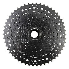 Bicycle Freehub Cassette Sunrace CSMS 11-50T Black 11 Speed Fits Shimano Body