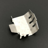 Stainless Steel Chassis Protector Metal Guard Plate For 1/10 TRX-4 RC Car Toy
