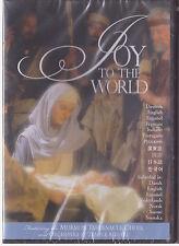 JOY TO THE WORLD (DVD, 2004) NEW