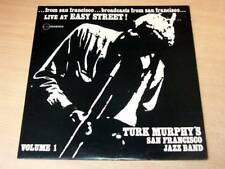EX/EX !! Turk Murphy/Live At Easy Street Volume 1/1983 Cadillac LP