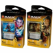 Magic the Gathering Guilds of Ravnica Planeswalker Theme Decks (Pair)