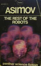 Asimov(Paperback Book)The Rest Of The Robots-Panther-1968-VG