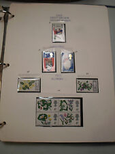 Vintage Great Britain 60'S & 70'S Mint Stamps