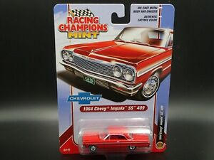 2020 RACING CHAMPIONS MINT 1964 CHEVY IMPALA SS 409 HOBBY EXCLUSIVE 1:64 CAR