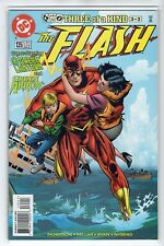 "The Flash Issue #135 ""Three of a Kind"" Green Lantern / Green Arrow  (March 1998)"