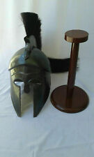 GREEK KNIGHT CORINTHIAN HELMET ACHILLES HALLOWEEN REPRODUCTION GOOD QUALITY HELM