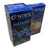 Preservativos / Condones Control CAJA de 12 o 24 CONDONES A ELEGIR  + REGALO