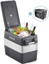Iceco Jp50 Portable Fridge Freezer 12V Cooler 54Qt Compact Refrigerator Outdoor