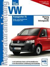 VW T5 Transporter Reparaturanleitung Reparaturbuch Handbuch Jetzt helfe ich mir