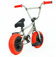 MINI BMX MINI ROCKER Trick Bike Dirt  Monkey Bike Stunt Bike RED