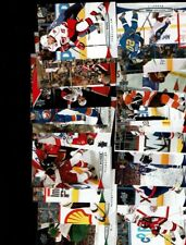 11/12 Upper Deck Series 1 & 2 Hockey Lot of 27 Cards Wheeler/Staal/Stajan/MORE
