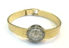 Fabulous! Vintage antique 18k Gold jewelry Wrist Watch