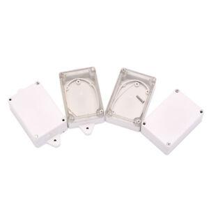 Waterproof Weatherproof Junction Box Plastic Electric Enclosure Ca OS