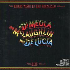 Al Di Meola, John McLaughlin and Paco de Lucía - Friday Night In San Francisco L