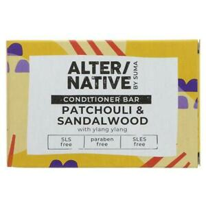 Alter/Native Patchouli & Sandalwood Hair Conditioner Bar by Suma