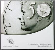 2014   50th Anniversary Kennedy Half-Dollar Unc.