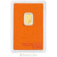 More details for valcambi 1 gram gold bar
