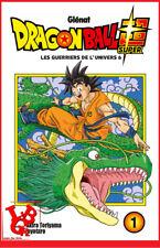 DRAGON BALL SUPER 1 01 Avr 2017 GLENAT MANGA Shonen dragonball z # NEUF #