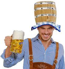Cappello bavarese barile di birra copricapo oktoberfest