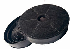 CDA EVG9 Carbon Charcoal Cooker Vent Hood Extractor Filters PACK OF TWO