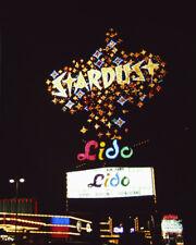 STARDUST SIGN, LAS VEGAS Glossy 8x10 Photo Casino & Resort Print LIDO Poster