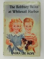 Vintage 1952 The Bobbsey Twins Whitesail Harbor by Hope Laura Lee HC DJ #45