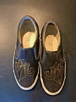 Men's Affliction Canvas Slip on Shoes brand size 13