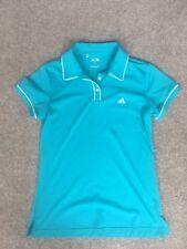 Adidas Girls Golf Polo Shirt Age 14