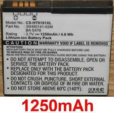 Battery 1250mAh type 35H00141-02M BAS470 For HTC Inspire 4G