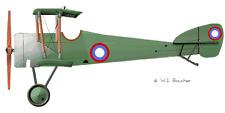S-20 Sikorsky S20 RBVZ Fighter Trainer Bomber Airplane Desk Wood Model Big New