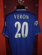 VERON CHELSEA 2003/2004 MAGLIA SHIRT CALCIO FOOTBALL MAILLOT JERSEY SOCCER