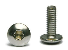 Torx Truss Head Machine Screw Stainless Steel Screws #8-32 x 5/16 QTY 25