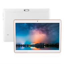 "White 10.1"" INCH 3G Android Tablet PC Camera WiFi 16GB HD Screen Bluetooth UK Dq"