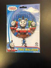 "Thomas The Tank Train  Birthday Party Supplies 18"" inch Foil Mylar Balloon"