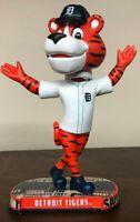 "NO BOX Detroit Tigers Mascot 9"" Bobblehead Bobble Paws FOCO Licensed Authentic"