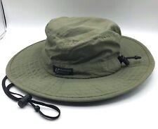 Dorfman Pacific Co DPC Fishing/Outdoor/Camping Vented  Bucket Hat Sz Medium