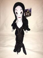 "The Addams Family*Morticia Addams *Singing 13"" Plush Doll New with tags"