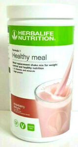 Herbalife Nutrition Meal Replacement Shake Strawberry Delight Flavour 550g NEW