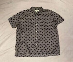 You Must Create Silk and Cotton Men shirt - UKL