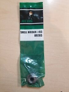 RCBS Shell Holder # 3, #9203, NIP