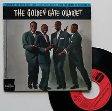 """EP The Golden Gate Quartet  """"Down by the river side"""""""