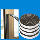 4Pcs Window Seals Affixed Article Soundproof Doors Anti-theft Dust Stickers