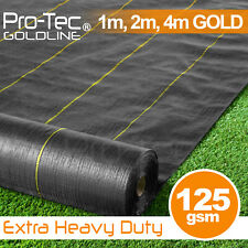 More details for 1,2,4m extra heavy duty garden weed control fabric ground cover membrane sheet