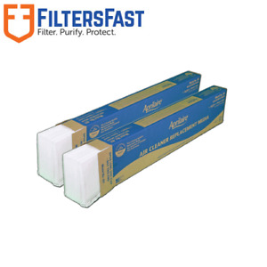Genuine Aprilaire 401 Replacement Air Filter Media 2 PACK, Aprilaire 2400 Model