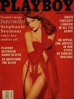Playboy February 1993 | Stephanie Seymour Jennifer Leroy    #1000+